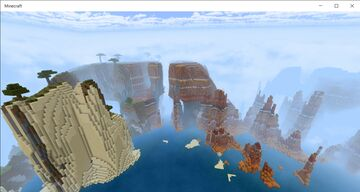 Epic Biomes Minecraft Map & Project