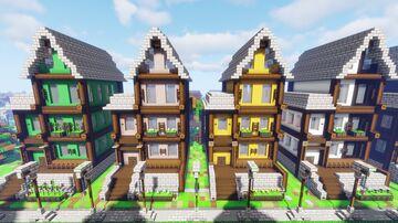 Briar high Minecraft Map & Project