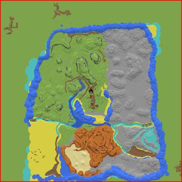 Wild West Map (WIP) Minecraft Map & Project