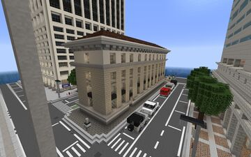 New York City Police Museum (100 Old Slip) Minecraft Map & Project