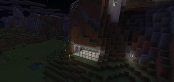 survial modern house Minecraft Map & Project