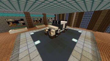 Custom Car #3 Minecraft Map & Project