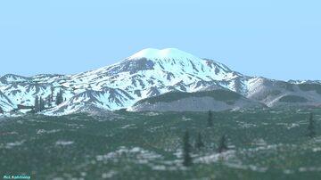 Real Elbrus [4kx4k] 1.16.3 Minecraft Map & Project