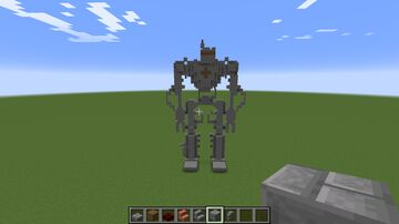 Call of duty black ops 2 Origins robot Minecraft Map & Project