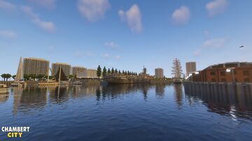 Same View. Different times of the day Minecraft Map & Project