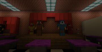 Freddy Fazbear's Pizzeria Simulator (moded) (1.16.5) Minecraft Map & Project