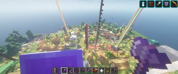 My country U2 Minecraft Map & Project