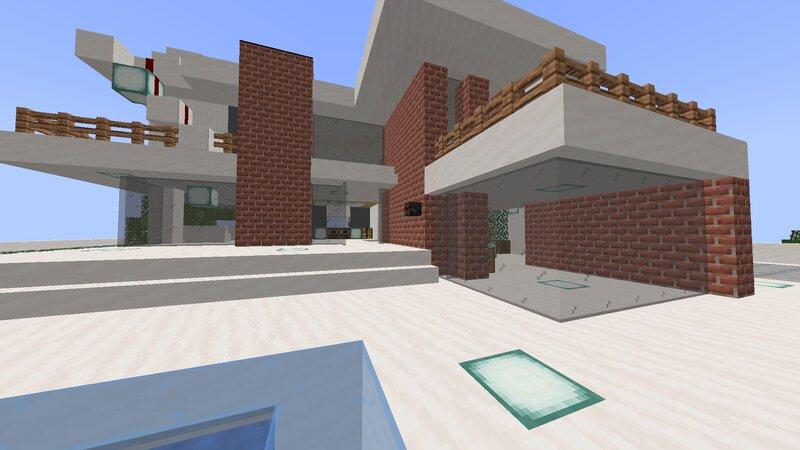 Beacon Shop + Base Interior