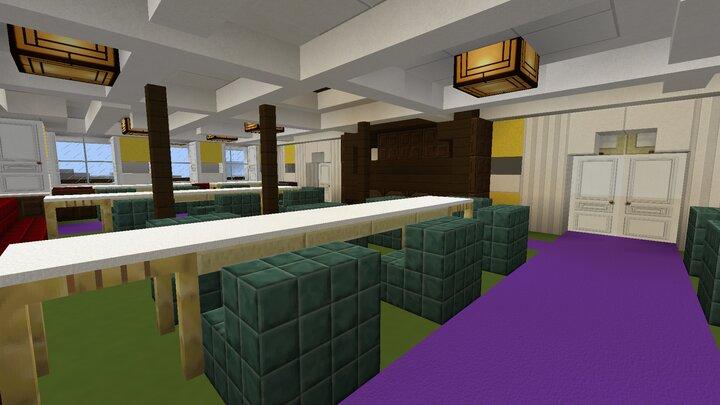I. Class Dining Saloon