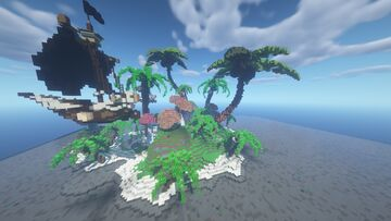 Survival Spawn ► [FREE DOWNLOAD ⇩⇩⇩] Minecraft Map & Project