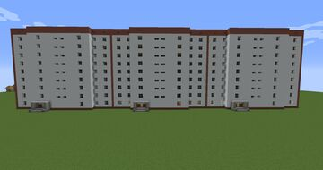 111-84 Minecraft Map & Project