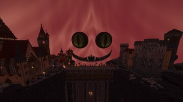 [Halloween Build] Vampire City - Timelapse and download! Minecraft Map & Project