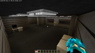 Scp 939 containment Minecraft Map & Project