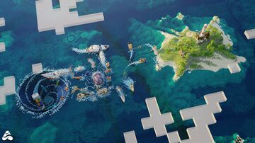 Rescue Mission: Shipwreck | Client Work/Collaboration With Jigarbov Productions Minecraft Map & Project
