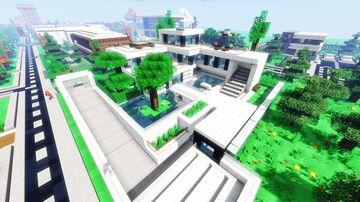YandHigh Minecraft Map & Project