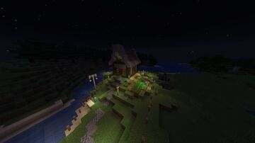 Survival friendly house 21w07a snapshot 1.17+ 2-18-21 (Not Completed) Minecraft Map & Project