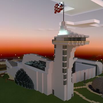 Discovery Park of America Minecraft Map & Project