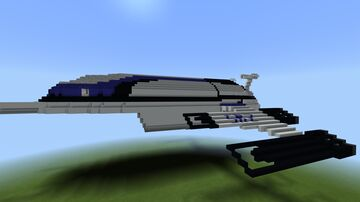 Zock-Air SR2 Minecraft Map & Project