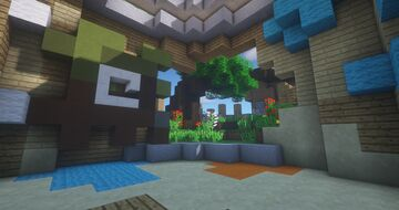 FREE ❯ Mini Auth Lobby ❯ 1.12.2 lobby Minecraft Map & Project