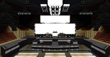 Courage World Tour (Celine Dion) (Mods 1.7.10) (Re-build) Minecraft Map & Project