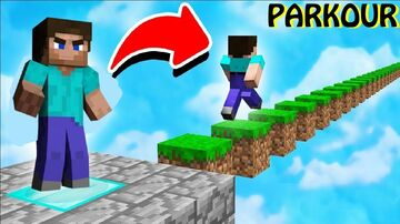 super ND parkour map Minecraft Map & Project