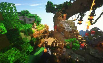 Wildcraft's Build Contest Three Minecraft Map & Project
