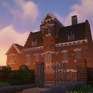 Caelum   Town Minecraft Map & Project