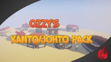 Ozzy's Kanto Themed Assets (Brought to you by Magma) ~ Pack 1 Minecraft Map & Project