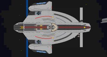 USS-Mjolnir | Star Trek Minecraft Map & Project