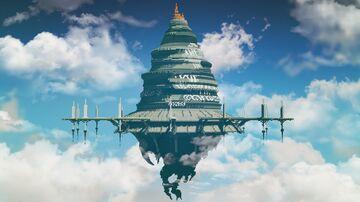 Sword Art Online - Aincrad Castle (1.16.4+) Minecraft Map & Project