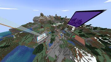 Big city By BHARAT GAMER RETURNS Minecraft Map & Project