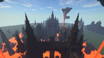 30 Subs Celebration! Nether Fortress Redone! (with world download) Minecraft Map & Project