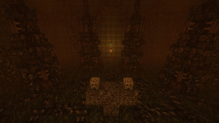 wither boss room