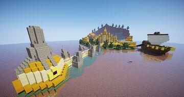 Asgard 1.12.2 Minecraft Map & Project