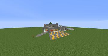 Piston University Minecraft Map & Project
