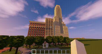 New-York Minecraft Map & Project
