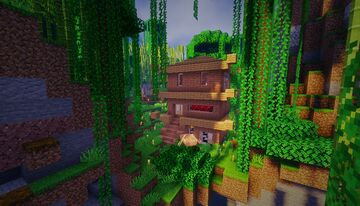 My 1.16.5 Harcore World Minecraft Map & Project