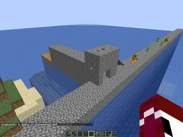 Under Water House Minecraft Map & Project