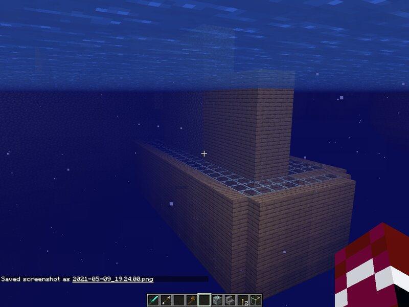 Under Water House Under Water