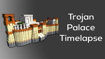 Troy Palace Timelapse Build Minecraft Map & Project
