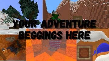 Live As Excavator(Adventure map) Minecraft Map & Project