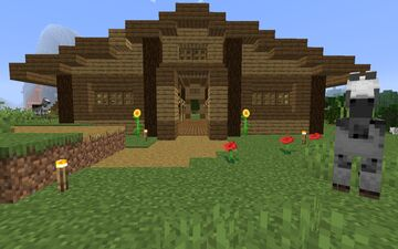 Sunny Dogs Ranch Minecraft Map & Project