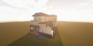 Temporary residence Minecraft Map & Project