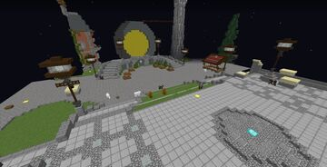 Professional lobby by Reelx Minecraft Map & Project