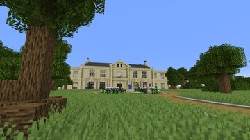 Jauntiness Manor Minecraft Map & Project