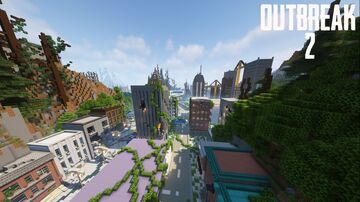 OUTBREAK 2 Minecraft Map & Project