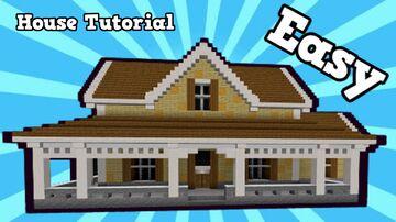 minecraft birch house Minecraft Map & Project