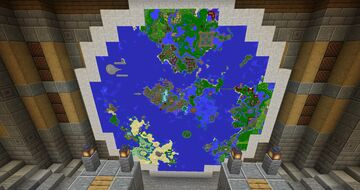 The Sol Empire Minecraft Map & Project