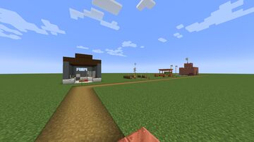 (1.17) 5 Basic Decorational Ways to use Lightning Rods Minecraft Map & Project