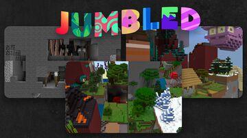 Jumbled Minecraft Map & Project